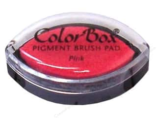 Clearsnap ColorBox Pigment Inkpad Cat's Eye: ColorBox Pigment Inkpad Cat's Eye Pink