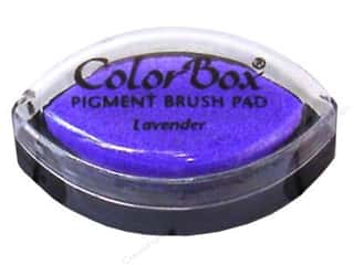 ColorBox Pigment Inkpad Cat's Eye Lavender