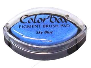 ColorBox Pigment Ink Pad Cat's Eye Sky Blue