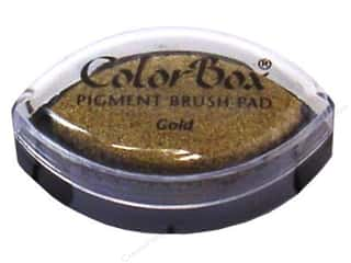 ColorBox Pigment Ink Pad Cat&#39;s Eye Metallic Gold