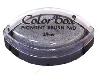 ColorBox Pigment Ink Pad Cat&#39;s Eye MetallicSilver