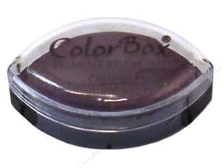 Clearsnap ColorBox Pigment Inkpad Cat's Eye: ColorBox Pigment Inkpad Cat's Eye Chestnut