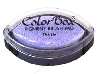 ColorBox Pigment Ink Pad Cat&#39;s Eye Thistle