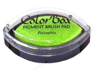 ColorBox Pigment Inkpad Cat's Eye Pistachio