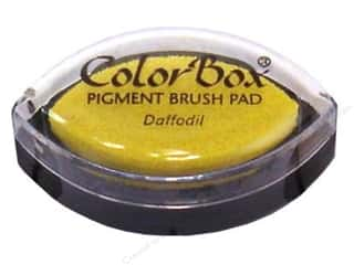 ColorBox Pigment Ink Pad Cat's Eye Daffodil