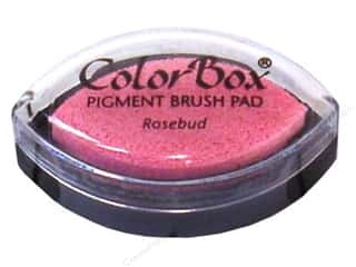 Clearsnap ColorBox Pigment Inkpad Cat's Eye: ColorBox Pigment Inkpad Cat's Eye Rosebud