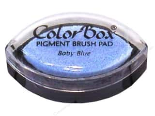 ColorBox Pigment Ink Pad Cat's Eye Baby Blue