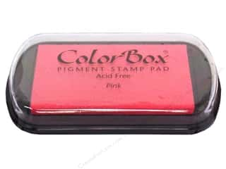 ColorBox Pigment Ink Pad Full Size Pink
