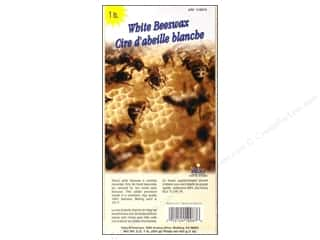 Yaley Wax 100% Beeswax 1lb Block White