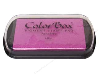 ColorBox Pigment Ink Pad Full Size Lilac