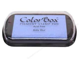 ColorBox Pigment Ink Pad Full Size Baby Blue