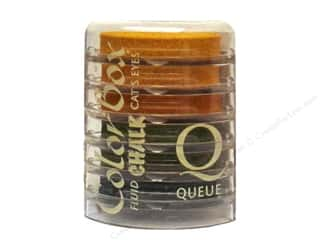 ColorBox Fluid Chalk Ink Pad Queue Pumpkin Patch