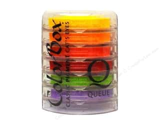 ColorBox Pigment Ink Pad Queue Jelly Beans