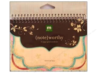 Making Memories Spiral Journaling Book 4x6 Note W