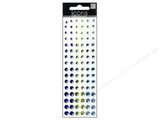 MAMBI Sticker Rhinestone Icon Singles Ast2
