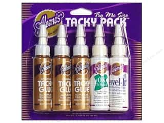 Aleene's Tacky Glue Pack Jewel/Wash It/Orig 5pc
