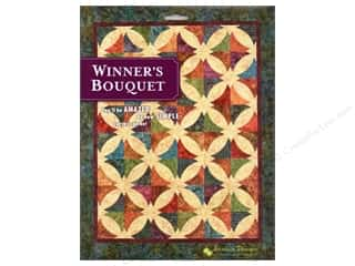 bazzill template: Winners Bouquet Pattern with Templates