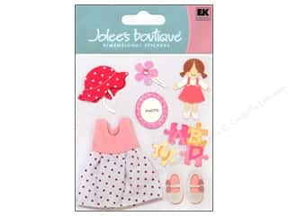 Jolee's Boutique Stickers Toddler Girl
