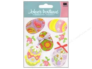 Jolee's Boutique Stickers Easter Eggs