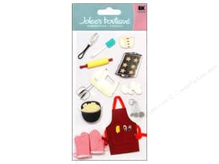 Clearance Blumenthal Favorite Findings: Jolee's Boutique Stickers Large Baking