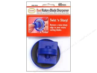 Rotary Cutting Rotary Blades: Colonial Needle Rotary Blade Sharpener 60 mm