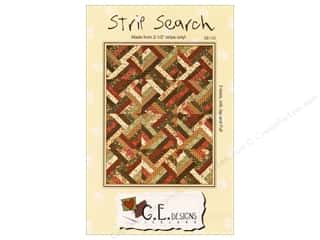 G.E. Designs Clearance Patterns: GE Designs Strip Search Pattern