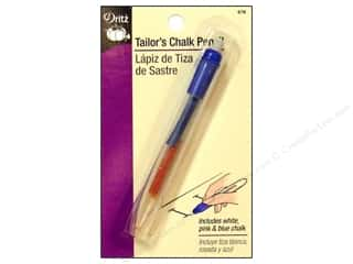 General Pencil Sewing Construction: Tailor's Chalk Pencil by Dritz