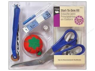 Printing Basic Sewing Notions: Start-To-Sew Kit by Dritz