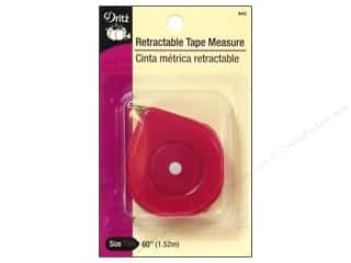 Dritz Tape Measure Retractable 60""