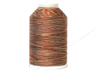 YLI Machine Quilting Thread 3000 yd. Cream to Brown