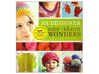 101 Designer One Skein Wonders Book