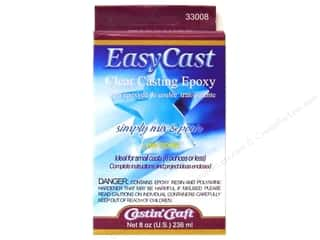 Castin'Craft EasyCast Clear Casting Epoxy 8 oz
