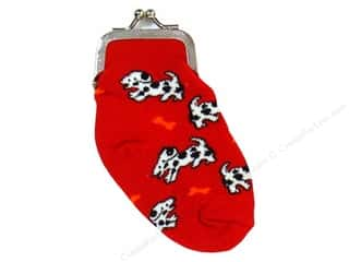 Graphic Impressions Sock Purses Dogs