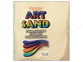 Estes Art Sand 2 lb Bag White