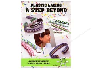Pepperell Braiding Co. Kids Crafts: Pepperell Plastic Lacing: A Step Beyond Book