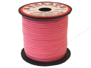 Pepperell Lace Rexlace 100yd Spool Pink