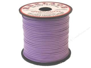 Pepperell Braiding Co. Kids Crafts: Pepperell Rexlace Craft Lace 100 yd. Lavender
