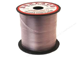 Pepperell Lace Rexlace 100yd Spool Clear
