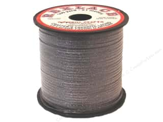 Pepperell Lace Rexlace 100yd Spool Silver Sparkle