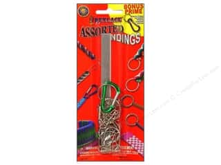 Pepperell Braiding Co: Pepperell Accessories Assorted Findings Pack
