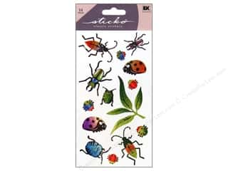 Insects EK Sticko Stickers: EK Sticko Stickers Bugging Out