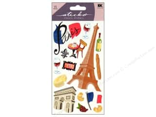 EK Sticko Stickers Paris