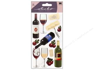 EK Sticko Stickers Wine