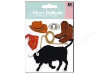 3 Pairs: Jolee's Boutique Stickers Rodeo