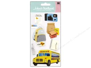 Jolee's Boutique Stickers Large Field Trip