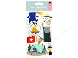 Jolee&#39;s Boutique Stickers Large Camp
