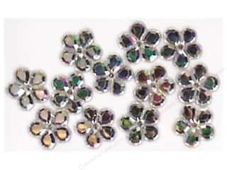 Jesse James Buttons Wedding: Jesse James Dress It Up Embellishments Wedding Petals Crystal Aurora Borealis