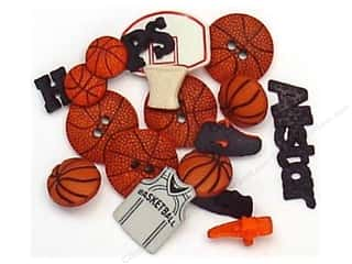 Jesse James Embellishments Basketball