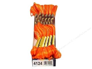 DMC Color Variations Floss 8.7 yd. #4124 Bonfire (6 skeins)