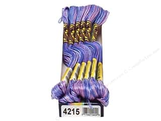 DMC 8.7 yd: DMC Color Variations Floss 8.7 yd. #4215 Northern Lights (6 skeins)